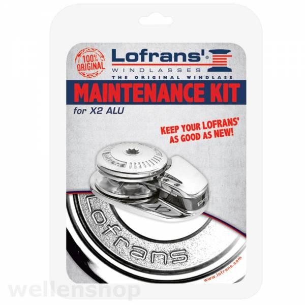 Lofrans X2 ALU Ankerwinde Instandhaltungskit Reparaturset Bild 1