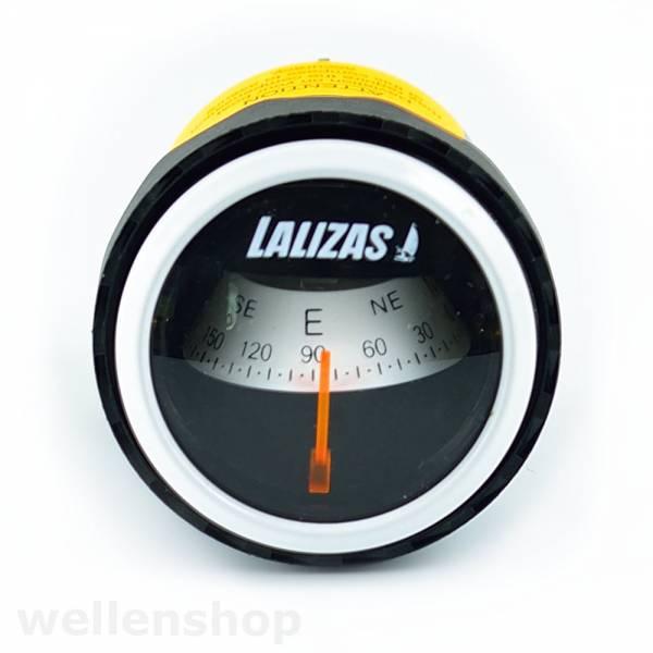 Lalizas Kompass Einbaukompass Sportkompass ∅ 56 mm Rose weiß Bild 5