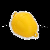 Ankerboje gelb Durchmesser 250 mm boje ankern signalboje signal markierungsboje markierung anker