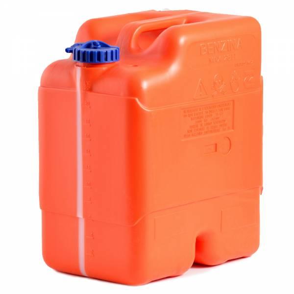 Kraftstofftank 23 Liter mit Reservefunktion Benzintank Dieseltank Reservetank Ersatztank Bild 1