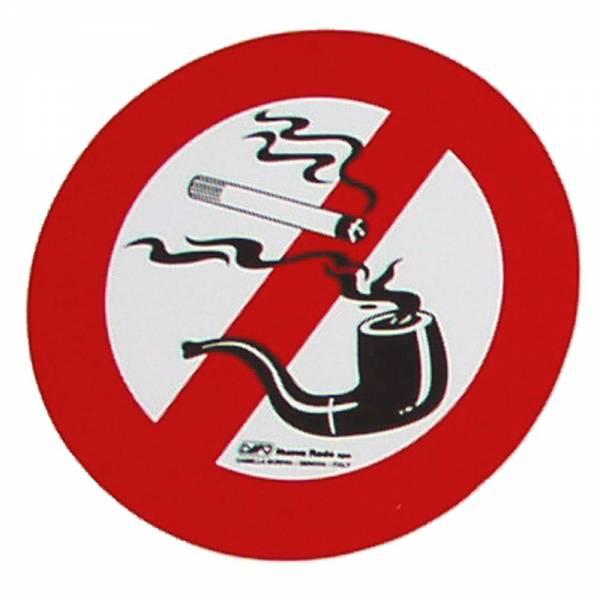"""Aufkleber """"Rauchen verboten"""" Bild 1"""