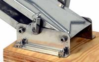 Motorhalter bis 15 PS in 2 Positionen fixierbar Edelstahl / Holz bild5