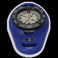 Riviera Peilkompass blau Bootskompass Kompass Handkompass marschkompass outdoor peilung boot
