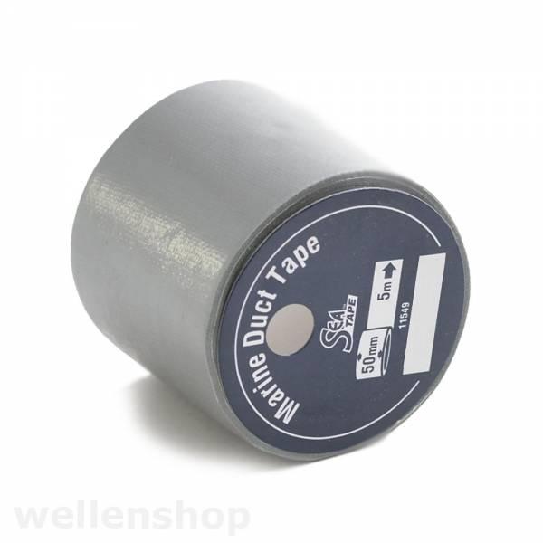Marine Gewebeband Grau 50 mm x 5 m