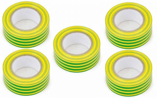 Isolierband Grün/Gelb Bild 1