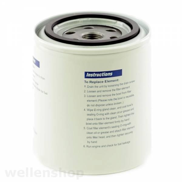 Kraftstofffilter Benzin Durchmesser 94 mm Bild 1