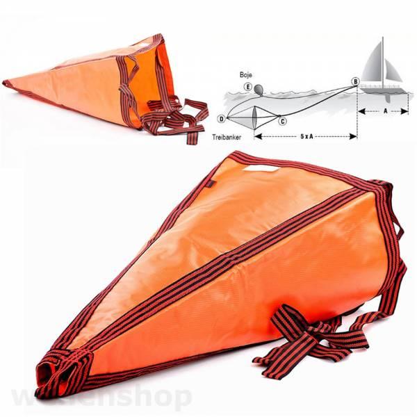 Fallschirm-Treibanker Ø20 cm für Boot bis 12m Bild 1