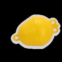 Ankerboje gelb Durchmesser 250 mm